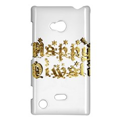 Happy Diwali Gold Golden Stars Star Festival Of Lights Deepavali Typography Nokia Lumia 720 by yoursparklingshop