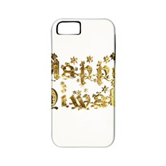 Happy Diwali Gold Golden Stars Star Festival Of Lights Deepavali Typography Apple Iphone 5 Classic Hardshell Case (pc+silicone) by yoursparklingshop