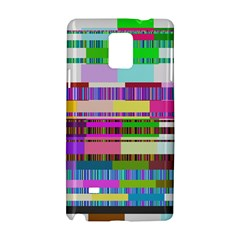 Error Samsung Galaxy Note 4 Hardshell Case by MoreColorsinLife