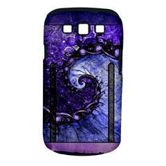 Beautiful Violet Spiral For Nocturne Of Scorpio Samsung Galaxy S Iii Classic Hardshell Case (pc+silicone) by beautifulfractals