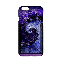 Beautiful Violet Spiral For Nocturne Of Scorpio Apple Iphone 6/6s Hardshell Case by beautifulfractals