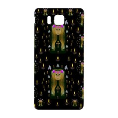 Queen In The Darkest Of Nights Samsung Galaxy Alpha Hardshell Back Case by pepitasart