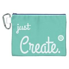 Bloem Logomakr 9f5bze Canvas Cosmetic Bag (xxl) by createinc