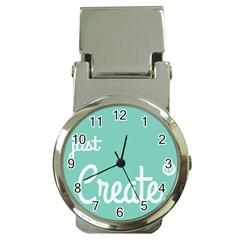 Bloem Logomakr 9f5bze Money Clip Watches by createinc