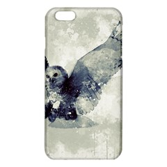 Cute Owl In Watercolor Iphone 6 Plus/6s Plus Tpu Case by FantasyWorld7