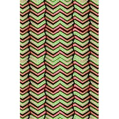 Zig Zag Multicolored Ethnic Pattern 5 5  X 8 5  Notebooks by dflcprintsclothing