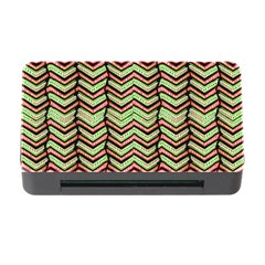 Zig Zag Multicolored Ethnic Pattern Memory Card Reader With Cf by dflcprintsclothing