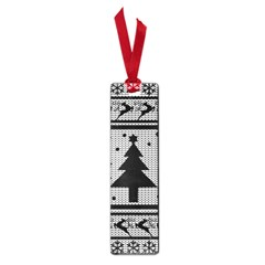 Ugly Christmas Sweater Small Book Marks by Valentinaart