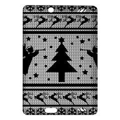 Ugly Christmas Sweater Amazon Kindle Fire Hd (2013) Hardshell Case by Valentinaart