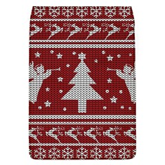 Ugly Christmas Sweater Flap Covers (l)  by Valentinaart