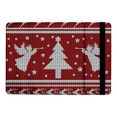 Ugly Christmas Sweater Samsung Galaxy Tab Pro 10 1  Flip Case by Valentinaart