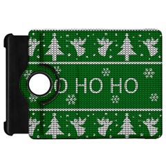 Ugly Christmas Sweater Kindle Fire Hd 7  by Valentinaart