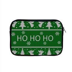 Ugly Christmas Sweater Apple Macbook Pro 15  Zipper Case by Valentinaart