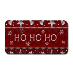 Ugly Christmas Sweater Medium Bar Mats by Valentinaart