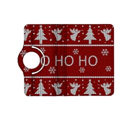 Ugly Christmas Sweater Kindle Fire Hd (2013) Flip 360 Case by Valentinaart