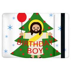 Jesus   Christmas Ipad Air Flip by Valentinaart