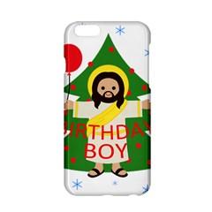 Jesus   Christmas Apple Iphone 6/6s Hardshell Case by Valentinaart