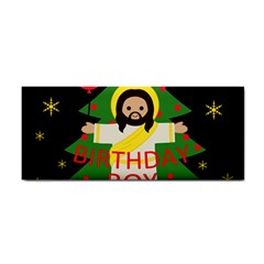 Jesus   Christmas Cosmetic Storage Cases by Valentinaart