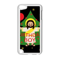 Jesus   Christmas Apple Ipod Touch 5 Case (white) by Valentinaart