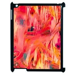 Abstract Acryl Art Apple Ipad 2 Case (black) by tarastyle
