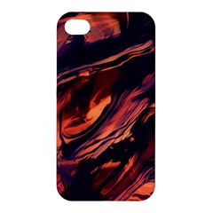 Abstract Acryl Art Apple Iphone 4/4s Hardshell Case