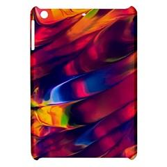 Abstract Acryl Art Apple Ipad Mini Hardshell Case by tarastyle