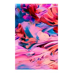 Abstract Acryl Art Shower Curtain 48  X 72  (small)  by tarastyle