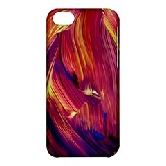 Abstract Acryl Art Apple Iphone 5c Hardshell Case by tarastyle