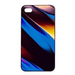 Abstract Acryl Art Apple Iphone 4/4s Seamless Case (black) by tarastyle