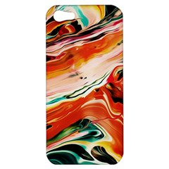 Abstract Acryl Art Apple Iphone 5 Hardshell Case by tarastyle