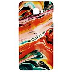 Abstract Acryl Art Samsung C9 Pro Hardshell Case  by tarastyle