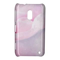 Rose Pink Flower, Floral Aquarel   Watercolor Painting Art Nokia Lumia 620