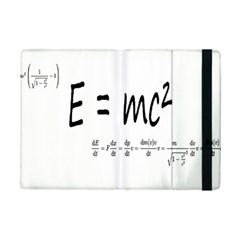 E=mc2 Formula Physics Relativity Ipad Mini 2 Flip Cases by picsaspassion