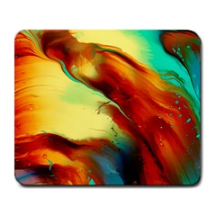 Abstract Acryl Art Large Mousepads by tarastyle