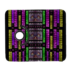 This Is A Cartoon Circle Mouse Galaxy S3 (flip/folio)