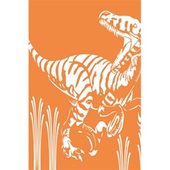 Animals Dinosaur Ancient Times 5 5  X 8 5  Notebooks by Mariart