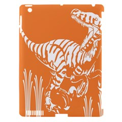 Animals Dinosaur Ancient Times Apple Ipad 3/4 Hardshell Case (compatible With Smart Cover) by Mariart