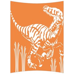 Animals Dinosaur Ancient Times Back Support Cushion by Mariart