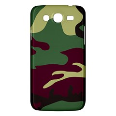 Camuflage Flag Green Purple Grey Samsung Galaxy Mega 5 8 I9152 Hardshell Case  by Mariart