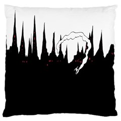 City History Speedrunning Large Cushion Case (two Sides) by Mariart