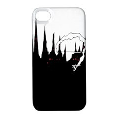 City History Speedrunning Apple Iphone 4/4s Hardshell Case With Stand by Mariart