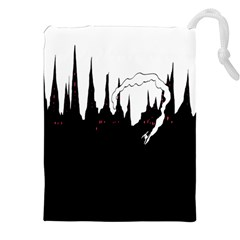 City History Speedrunning Drawstring Pouches (xxl) by Mariart