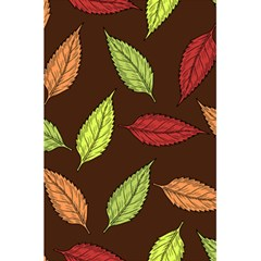 Autumn Leaves Pattern 5 5  X 8 5  Notebooks by Mariart