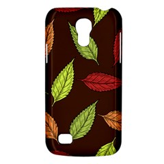 Autumn Leaves Pattern Galaxy S4 Mini by Mariart