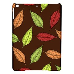 Autumn Leaves Pattern Ipad Air Hardshell Cases