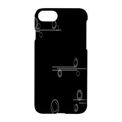 Feedback Loops Motion Graphics Piece Apple Iphone 8 Hardshell Case