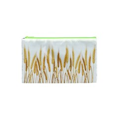 Wheat Plants Cosmetic Bag (xs) by Mariart