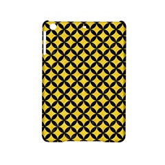 Circles3 Black Marble & Yellow Colored Pencil Ipad Mini 2 Hardshell Cases by trendistuff