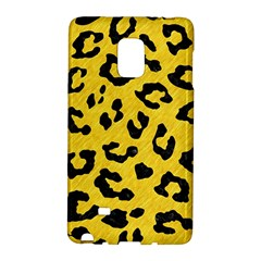 Skin5 Black Marble & Yellow Colored Pencil (r) Galaxy Note Edge by trendistuff