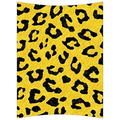 Skin5 Black Marble & Yellow Colored Pencil (r) Back Support Cushion by trendistuff